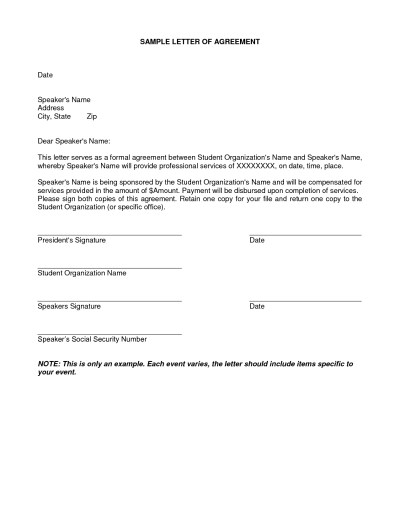 Personal Loan Repayment Letter Template Samples | Letter Template Collection