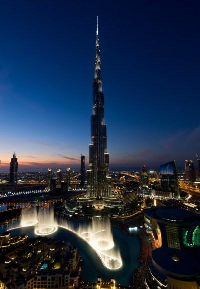 Burj Khalifa: The tallest standing structure in the world | AviDesigns
