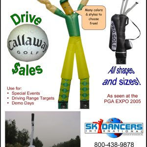 SKYDANCER GOLF IDEAS