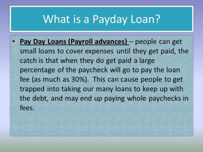Unit 7 – Credit and Personal Finance - ppt download