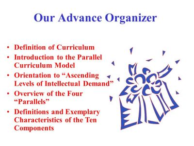 An Introduction and Overview of the Parallel Curriculum Model: Promise and Process Explanation ...