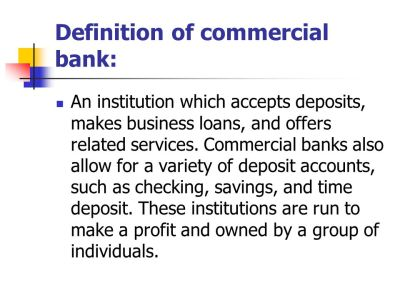 Accounting For Financial Firms - ppt download