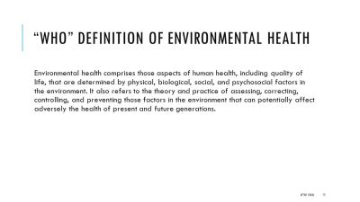 Organizational health and safety - ppt video online download