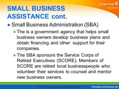 6 Entrepreneurship and Small Business Management - ppt video online download