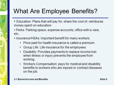 Chapter 2 Income, Benefits, and Taxes - ppt video online download