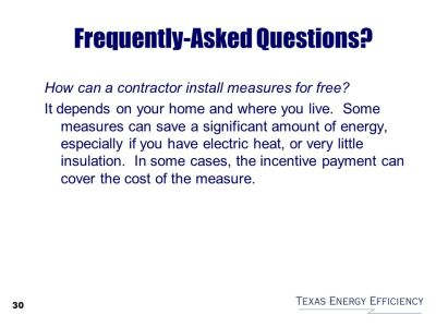 SB 7 Energy Efficiency Programs - ppt video online download