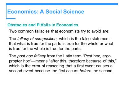 1 WHAT IS ECONOMICS? CHAPTER. - ppt video online download