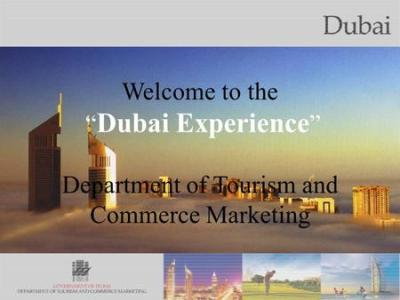 Globalization: The Example of Dubai. - ppt video online download