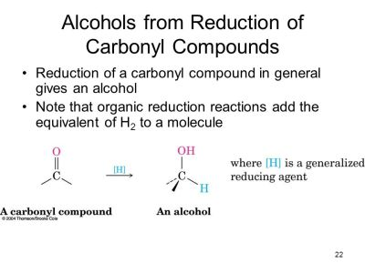 Chapter 17: Alcohols and Phenols - ppt download