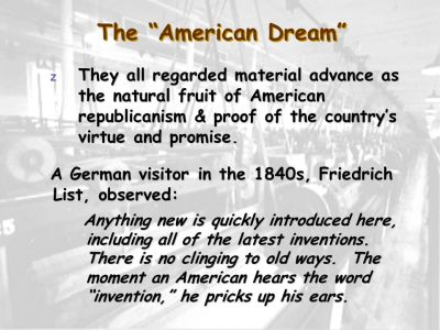 Early 19c Industrialization in America: The Market Revolution. - ppt video online download