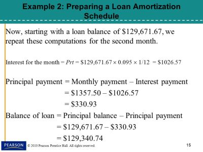 §8.5, Installment Loans, Amortization, and Credit Cards ...