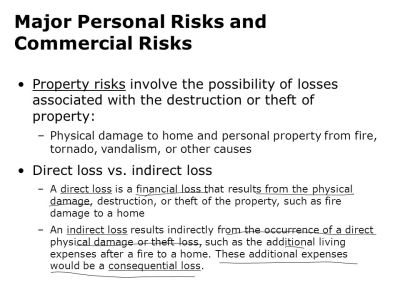 Risk in Our Society (Continued) - ppt download