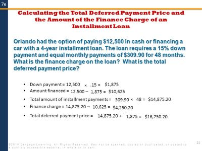Consumer and Business Credit - ppt video online download