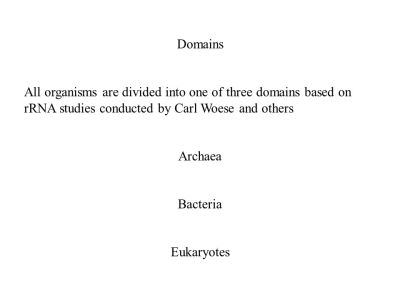 Major characteristics used in taxonomy - ppt video online download