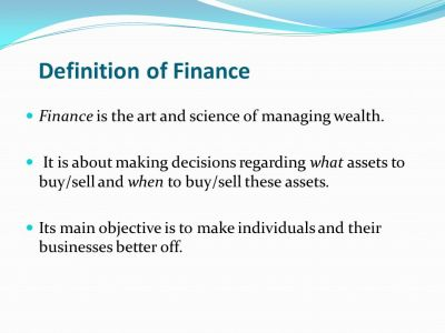 Chapter 1 Financial Management. - ppt video online download