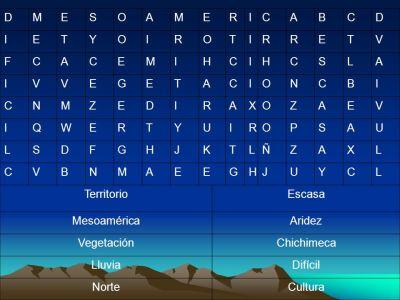 Mesoamérica y la gran Chichimeca - ppt descargar