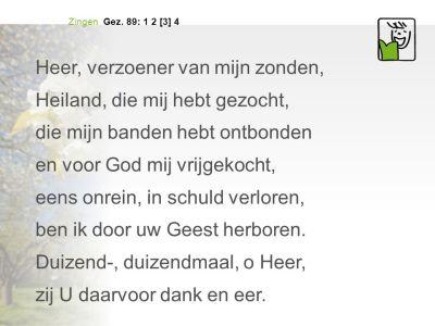 Ds. J. Oosterhuis Alle dromen in duigen? Voorganger Thema - ppt download
