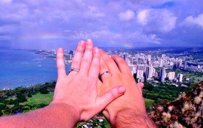 The Skinny on Me Week 3: Hawaiian Honeymoon-Oahu