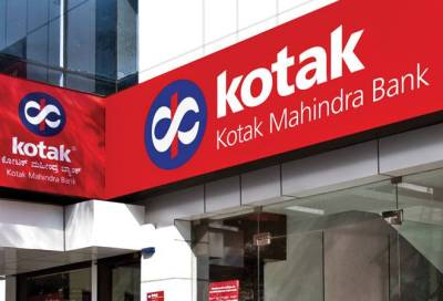 Kotak Mahindra Bank replaces SBI to become India's second most valuable bank