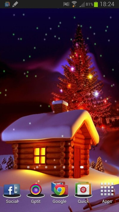 Download Christmas HD Live Wallpaper 1.2 APK for Android | Softstribe