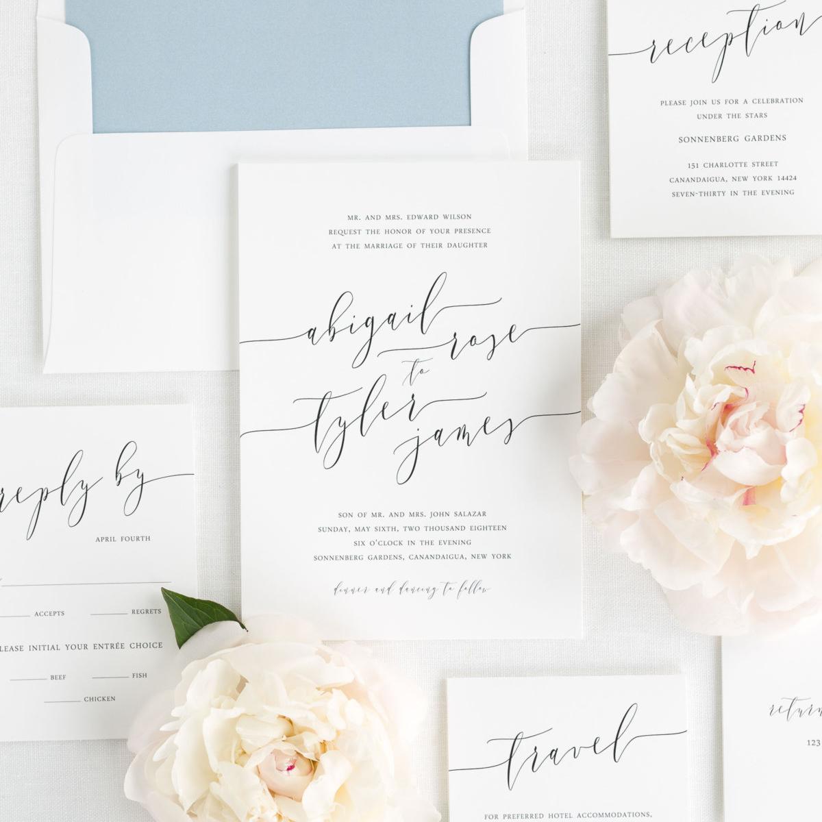 20 best etsy wedding invitations etsy wedding invitations