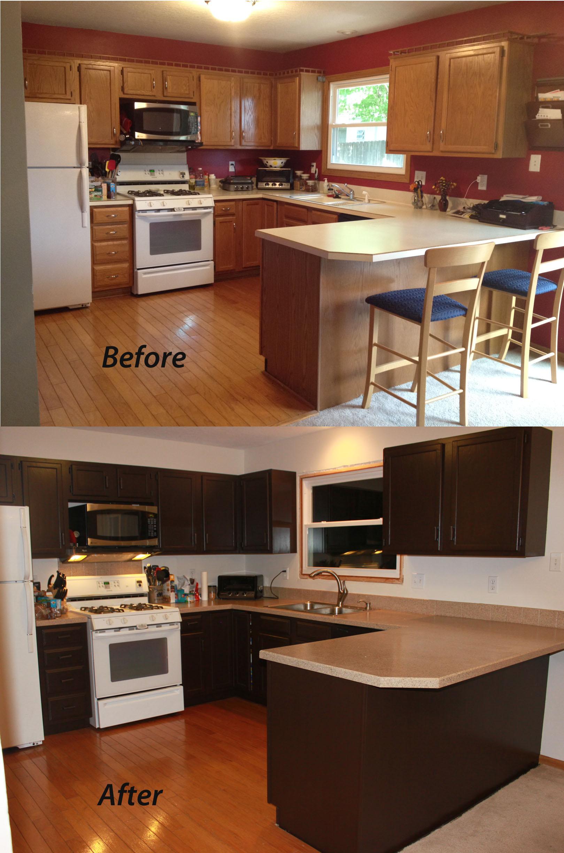 painting kitchen cabinets kitchen cabinet refinishing painting kitchen cabinets before and after photos