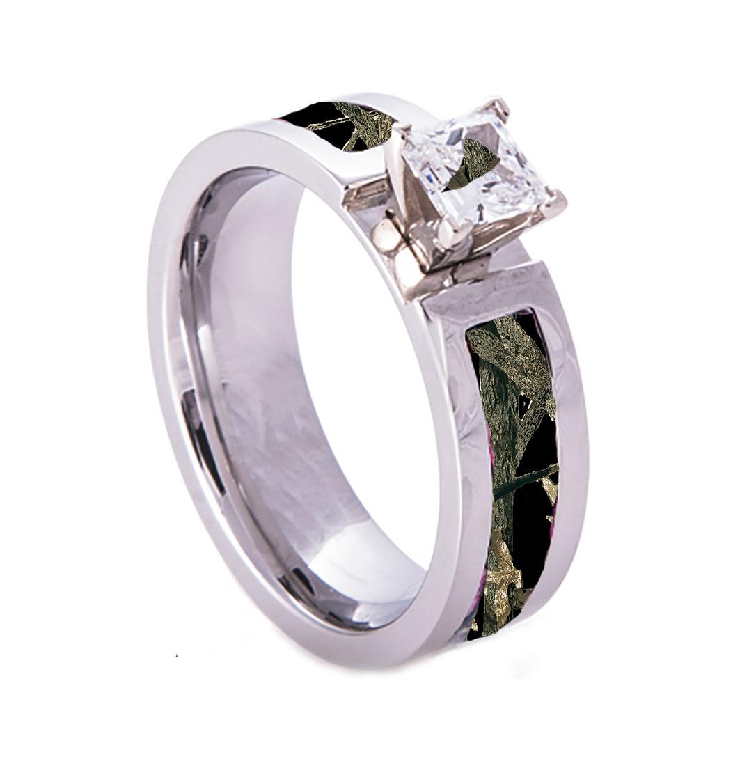 camouflage wedding rings camo pink orange orange wedding rings blackcamoring stone camoringscouples