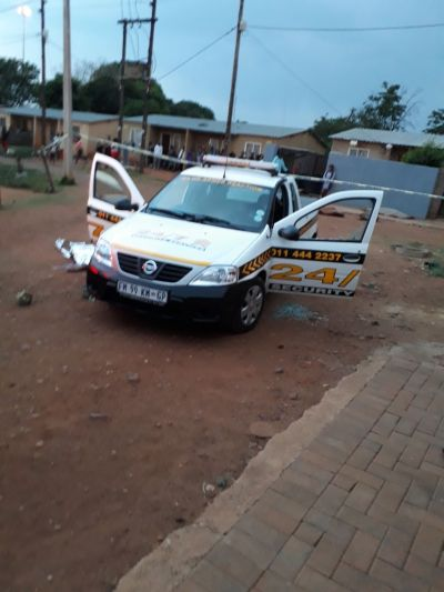 Two reaction officers murdered in Klipspruit Ext 2 | Soweto Urban