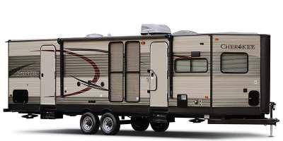 Full Specs for 2016 Forest River Cherokee 304BS RVs   RVUSA.com