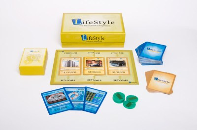 LifeStyle Financial Education Board Game - Speech Academy Asia