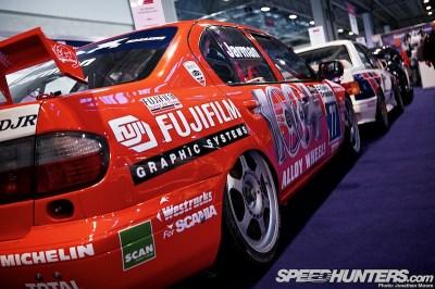 Autosport International 2013: The History Boys - Speedhunters