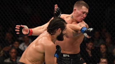 UFC Fight Night 147 results, highlights: Jorge Masvidal puts Darren Till out cold with vicious ...