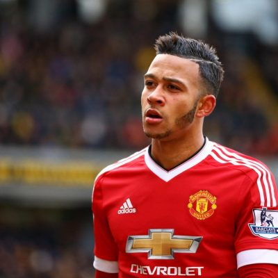 Man United planning to exit Dutch forward Memphis Depay in Winter