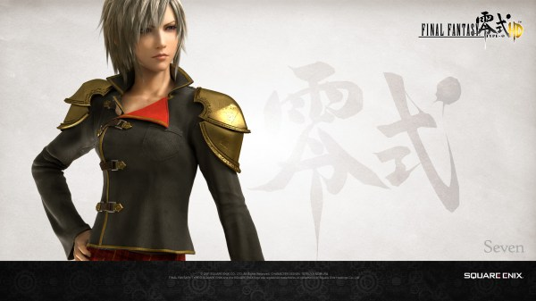 Final Fantasy Type-0 HD Character Wallpapers – SQUARE PORTAL