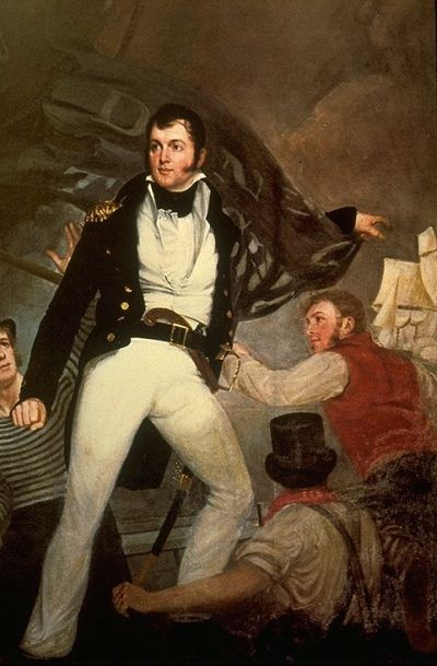 Commodore Oliver Hazard Perry | Military History of the Upper Great Lakes