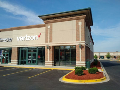 Verizon Wireless at South Elgin IL