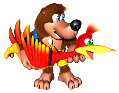 Banjo-Kazooie | SUPER SMASH BROS for Wii U and 3DS
