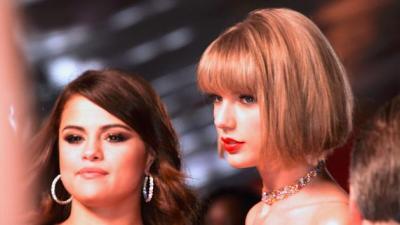 Selena Gomez no esperaba que Taylor Swift le hiciera esto