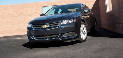 CNG-Fueled 2015 Chevrolet Impala Introduced