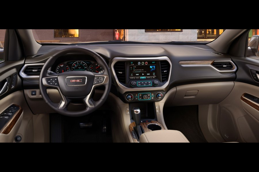 7 Things You Need to Know About The 2017 GMC Acadia Show more