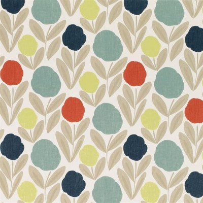 Serena Natural Multi Wallpaper - Contemporary - Wallpaper - by LAURA ASHLEY