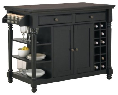 Home Styles Grand Torino Kitchen Island - Traditional ...