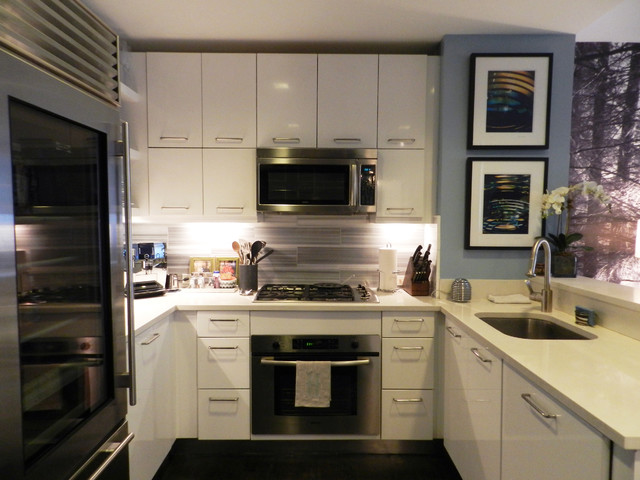 Houzz Small Kitchen Design With One Of The Best Home Design