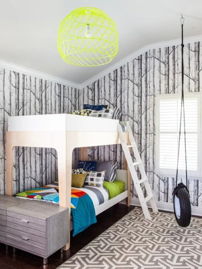 Cool Kids Room | Houzz