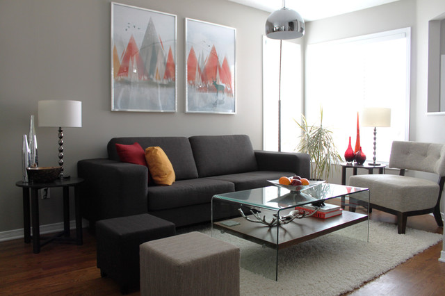 Personal Home Tour   Contemporary   Living Room   Ottawa   by     Personal Home Tour contemporary living room