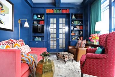 11 TARDIS-blue home decor ideas for hardcore Who fans
