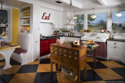 15 Funky kitchen islands that will make you jump on the repurposing trend – SheKnows