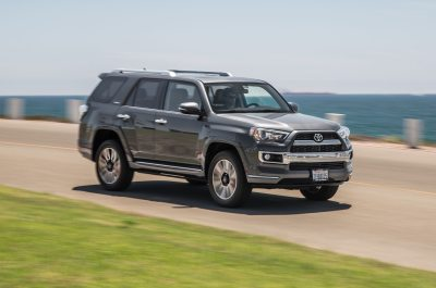 2015 Toyota 4Runner Limited 4x4 - First Test - Motor Trend