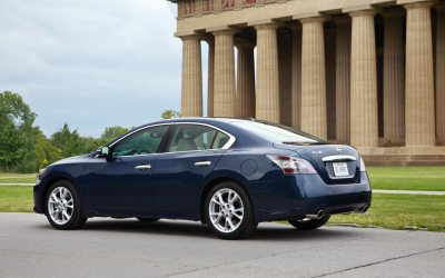 2012 Nissan Maxima Reviews and Rating | Motor Trend