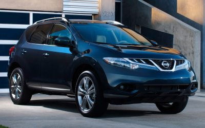 2012 Nissan Murano Reviews and Rating | Motor Trend